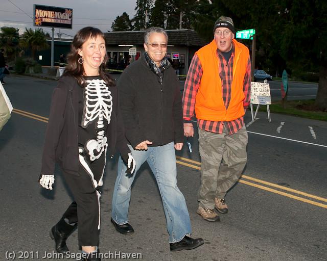 6275 Halloween on Vashon 2011