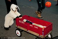 6285 Halloween on Vashon 2011