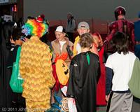 6290 Halloween on Vashon 2011