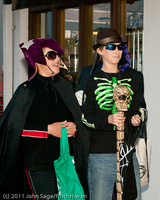 6299 Halloween on Vashon 2011