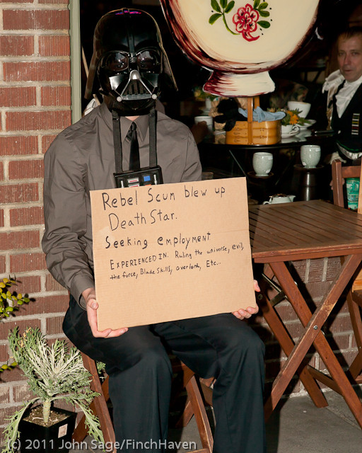 6309 Halloween on Vashon 2011