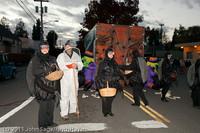 6316 Halloween on Vashon 2011