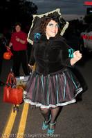 6325 Halloween on Vashon 2011