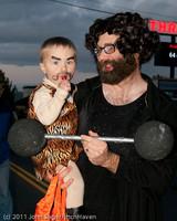 6326 Halloween on Vashon 2011