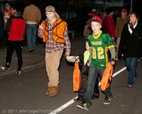 6335 Halloween on Vashon 2011