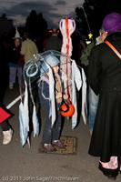 6356 Halloween on Vashon 2011