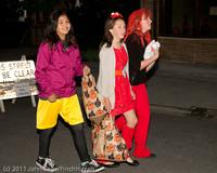 6357 Halloween on Vashon 2011