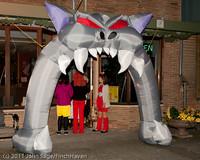 6358 Halloween on Vashon 2011