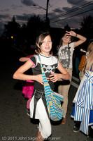 6364 Halloween on Vashon 2011