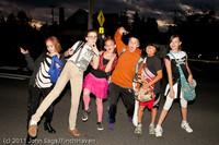 6365 Halloween on Vashon 2011