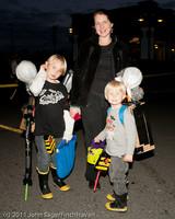 6367 Halloween on Vashon 2011