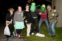 6370 Halloween on Vashon 2011