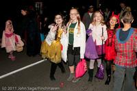 6382 Halloween on Vashon 2011