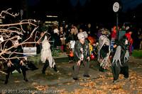 6398 Halloween on Vashon 2011