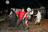 6404 Halloween on Vashon 2011