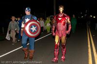 6407 Halloween on Vashon 2011