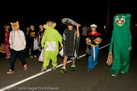 6408 Halloween on Vashon 2011