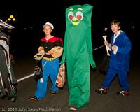 6409 Halloween on Vashon 2011