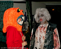 6412 Halloween on Vashon 2011