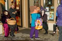 7075 Halloween on Vashon Island 2012
