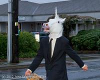 7080 Halloween on Vashon Island 2012