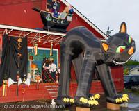7098 Halloween on Vashon Island 2012