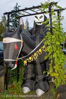 7100 Halloween on Vashon Island 2012