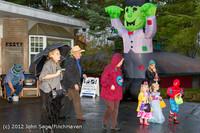 7108 Halloween on Vashon Island 2012