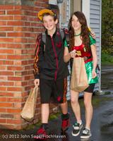 7109 Halloween on Vashon Island 2012
