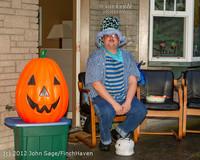 7110 Halloween on Vashon Island 2012