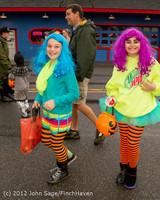 7273 Halloween on Vashon Island 2012