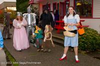 7325 Halloween on Vashon Island 2012