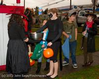 7341 Halloween on Vashon Island 2012