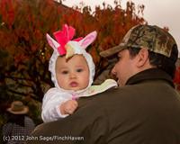 7350 Halloween on Vashon Island 2012