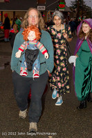 7351 Halloween on Vashon Island 2012