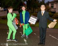7366 Halloween on Vashon Island 2012