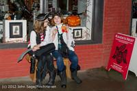 7406 Halloween on Vashon Island 2012