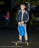 7411 Halloween on Vashon Island 2012