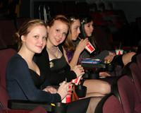 8393 Oscars Night on Vashon 2010