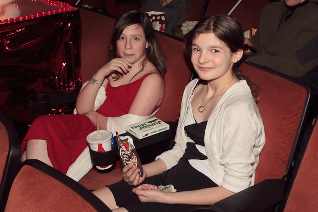 7859 Oscars Night on Vashon 2011
