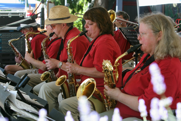 8963 Portage Fill Big Band at Ober Park 2009