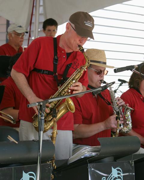 8986 Portage Fill Big Band at Ober Park 2009