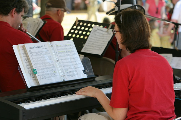 8989 Portage Fill Big Band at Ober Park 2009