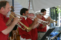 8990 Portage Fill Big Band at Ober Park 2009