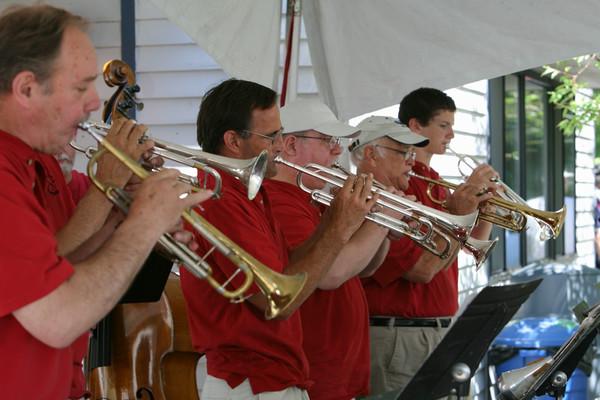 8990 Portage Fill Big Band at Ober Park 2009