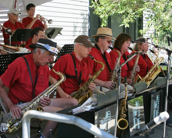 8994 Portage Fill Big Band at Ober Park 2009