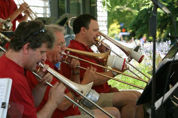 8999 Portage Fill Big Band at Ober Park 2009