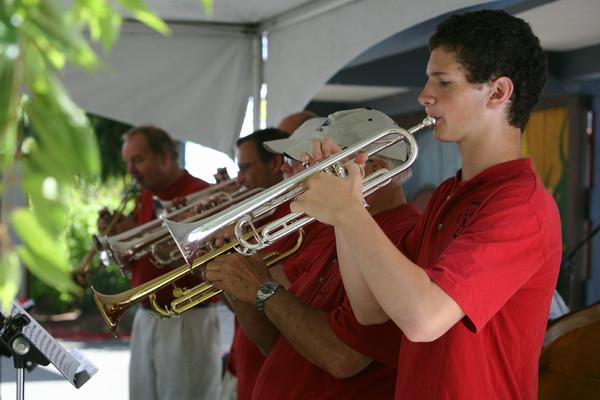 9009 Portage Fill Big Band at Ober Park 2009