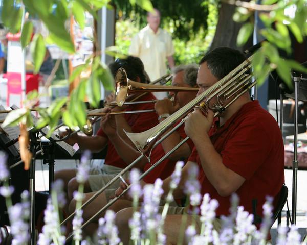 9015 Portage Fill Big Band at Ober Park 2009