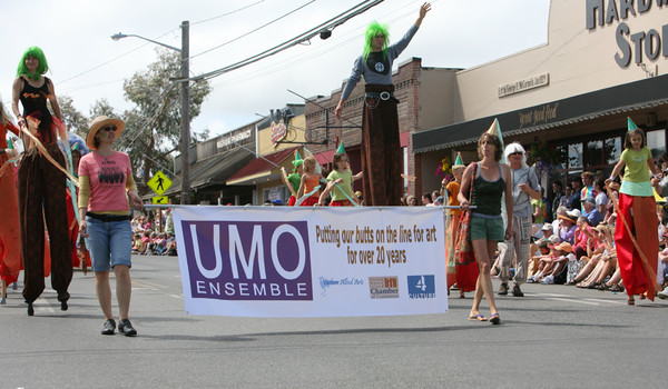 8313 Grand Parade Festival 2009